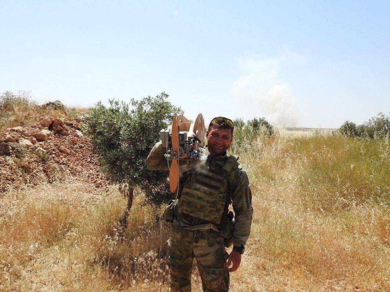 В Сирии перехвачены боевые «птицы» боевиков (ФОТО, ВИДЕО) | Русская весна