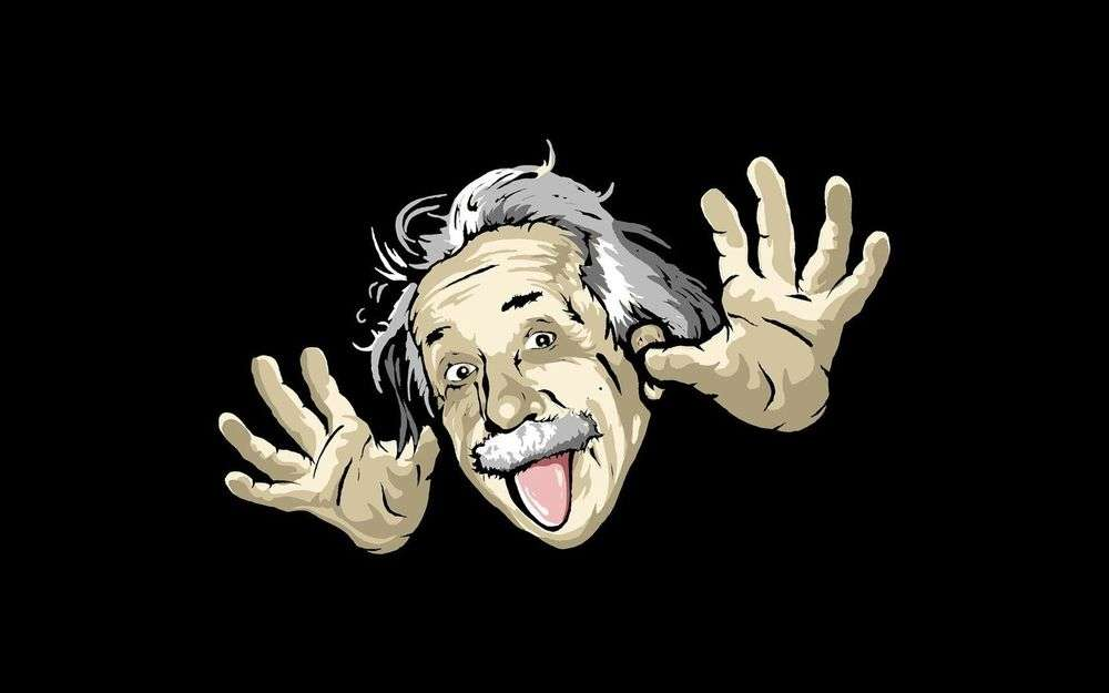 Теория относительности Эйнштейна, как и вся его «гениальность» – большой еврейский обман