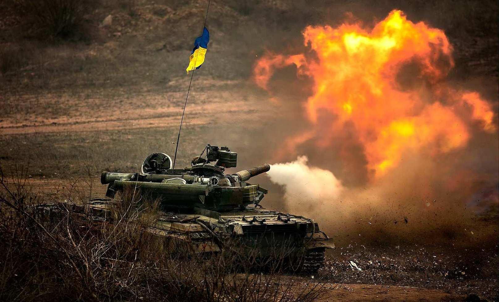 Эскалация нафронтах Донбасса: плотность обстрелов растёт, ситуация накаляется | Русская весна