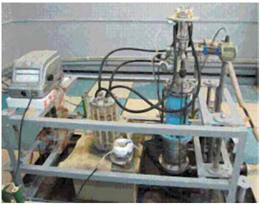 <b>Рис.3.</b> Так выглядит установка «ГЕЛИОС», вкоторой группа Л.И.Уруцкоева исследовала взрыв вольфрамовой проволочки в вакууме (эксперимент 2012года)