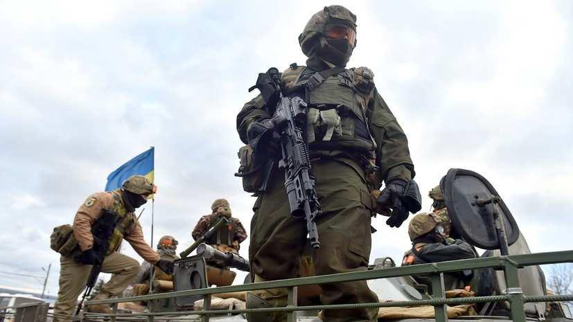 Штаб оккупантов обвиняет Армию ДНР в обстреле жилого дома | Русская весна