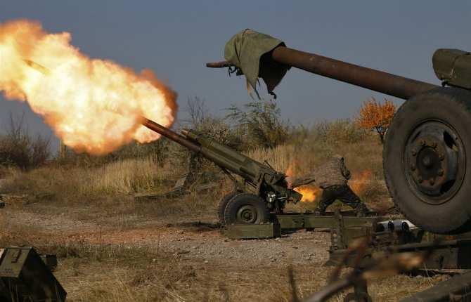 Ополчение штурмует Чернухино, ожесточенные боинаблокпостах, уВСУбольшие потери | Русская весна