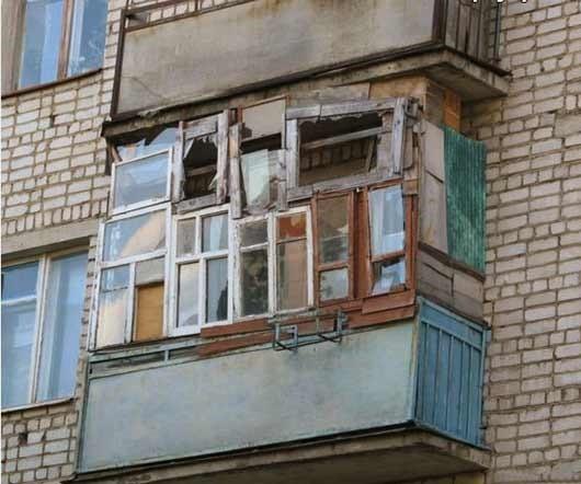 балкон-застеклим