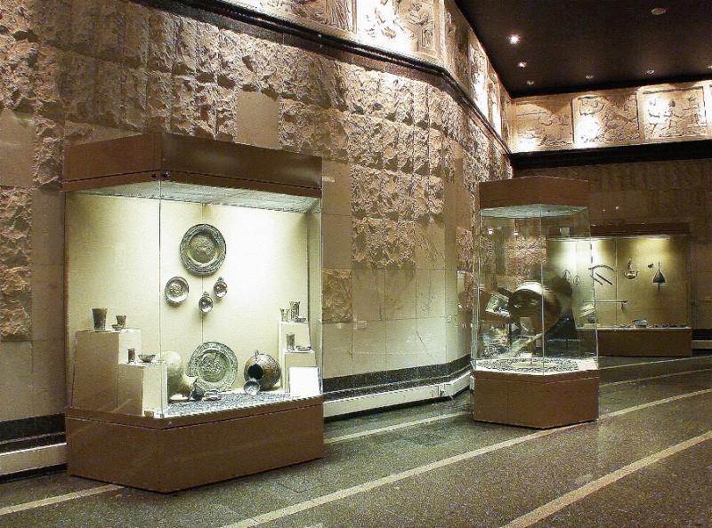 Музей археологии допотопной Москвы