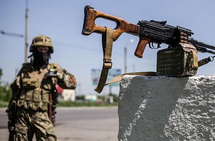 «Донецк — это форпост Русского мира, который защитил всех нас» (ФОТО) | Русская весна