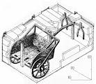 рис. 3 Реконструкция колесницы из «Страны городов»
